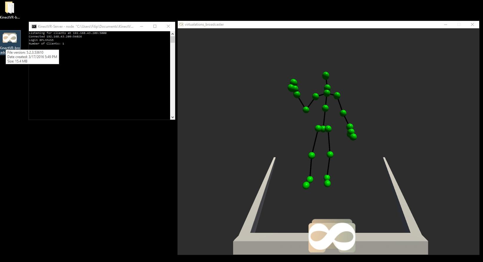 Kinect VR